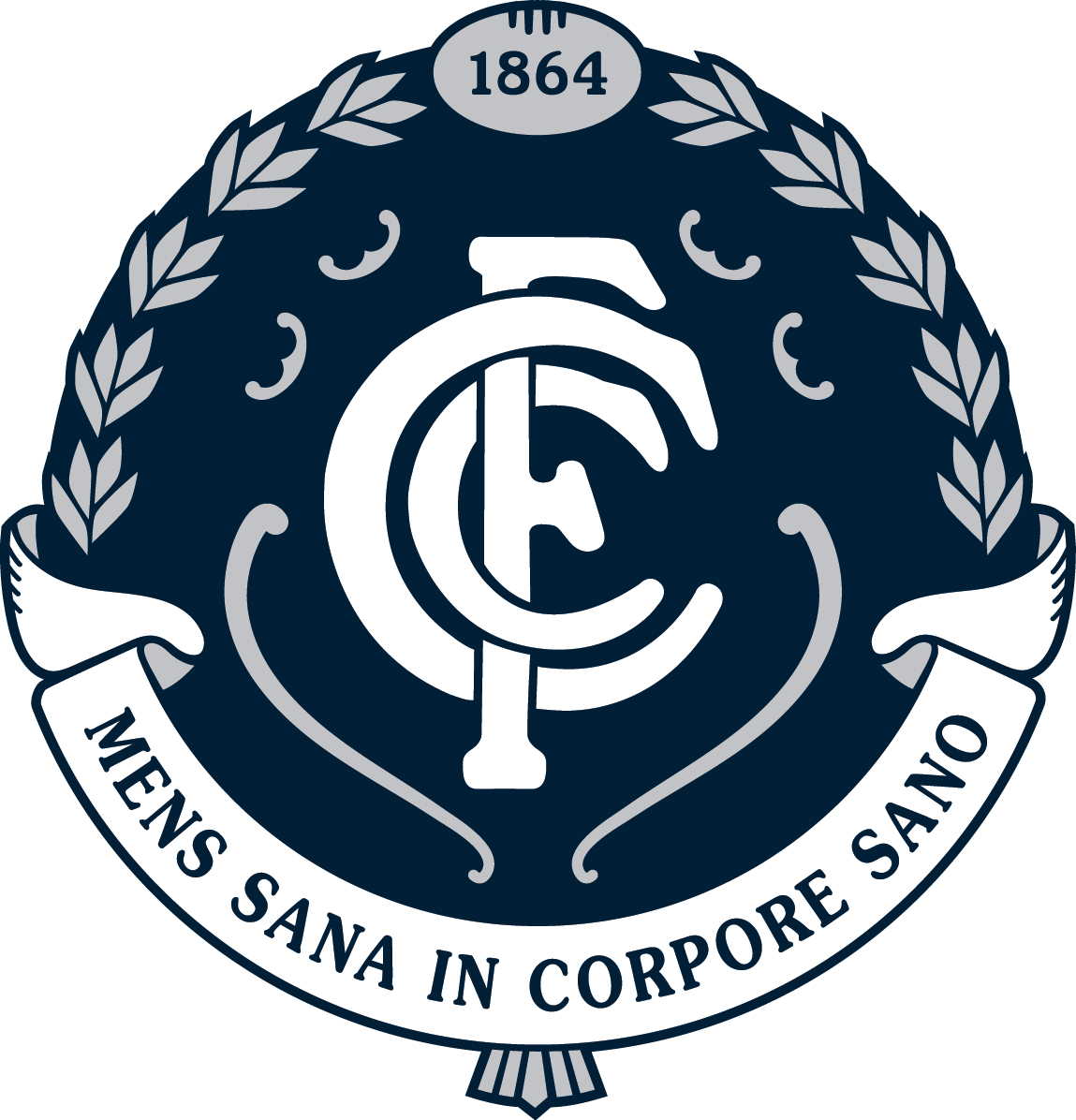 Carlton football Club Logo