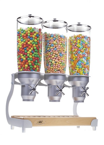 IDM Candy Dispenser D30 Free Standing