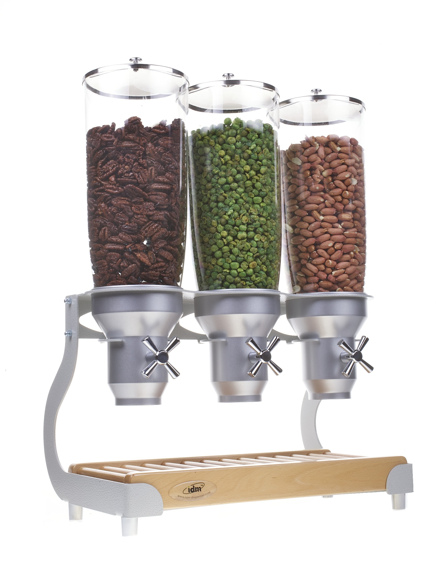 Snack Food Nuts Dispenser D30 Free Standing