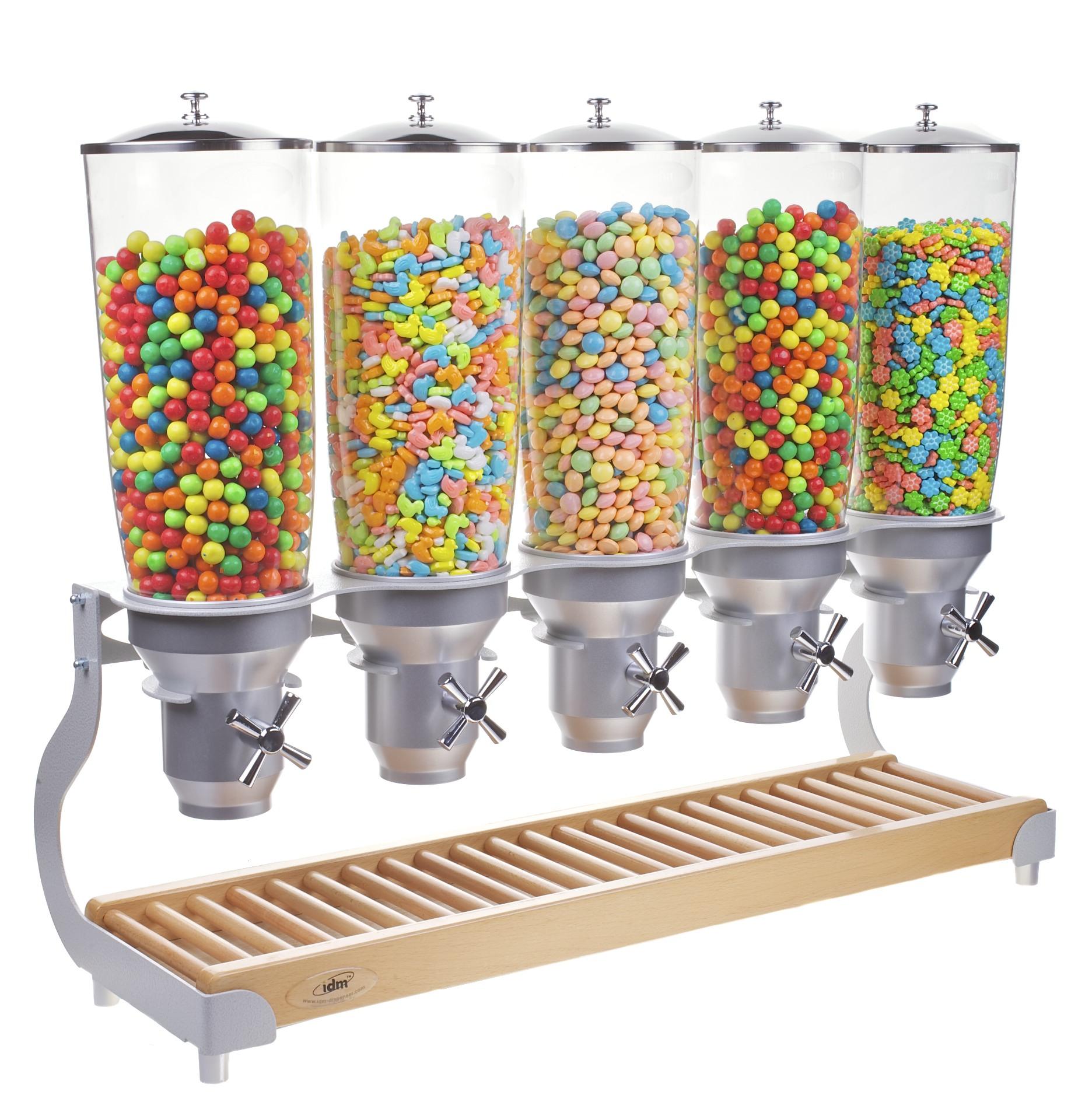 IDM Candy Dispenser D50 Free standing