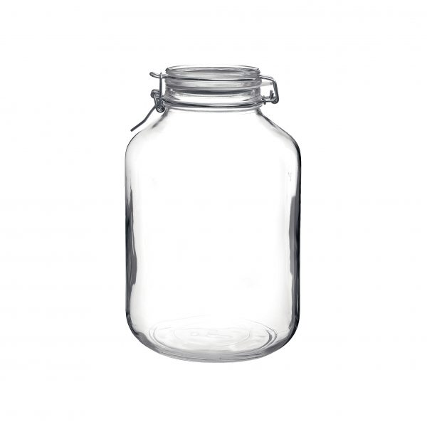 Fido Jar 5Lt for Rice Nibble BBQ crackers