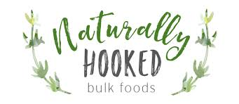Naturally Hooked Bulk Foods Logo