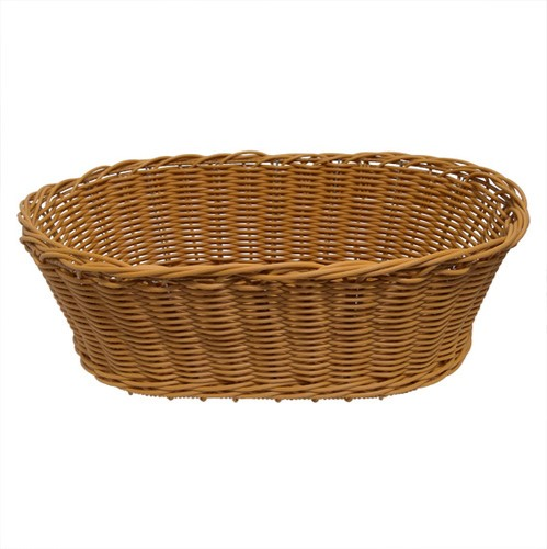 Wicker Oval Basket | Foodgrade | Health food stores | Pet store |