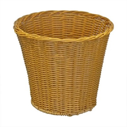 Polywicker Bakery Basket Round - Natural available