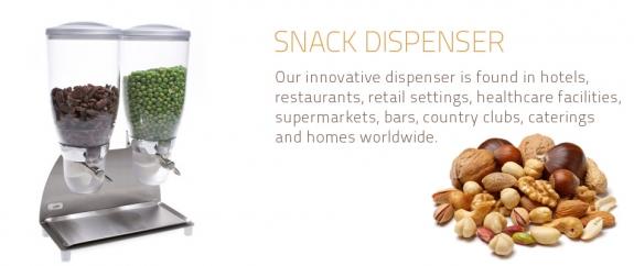 Snack Food Range Logo